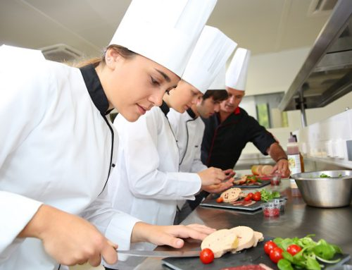Las empresas de catering mantienen la tendencia positiva de los últimos años