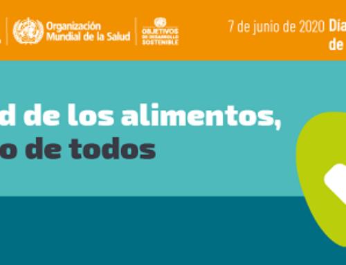 7 de junio, día mundial de la seguridad alimentaria